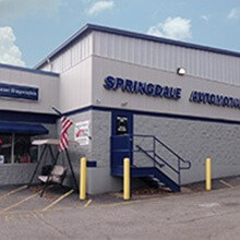 Brownsboro Location | Springdale Automotive