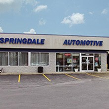 Prospect Location | Springdale Automotive