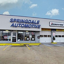 Westport Location | Springdale Automotive